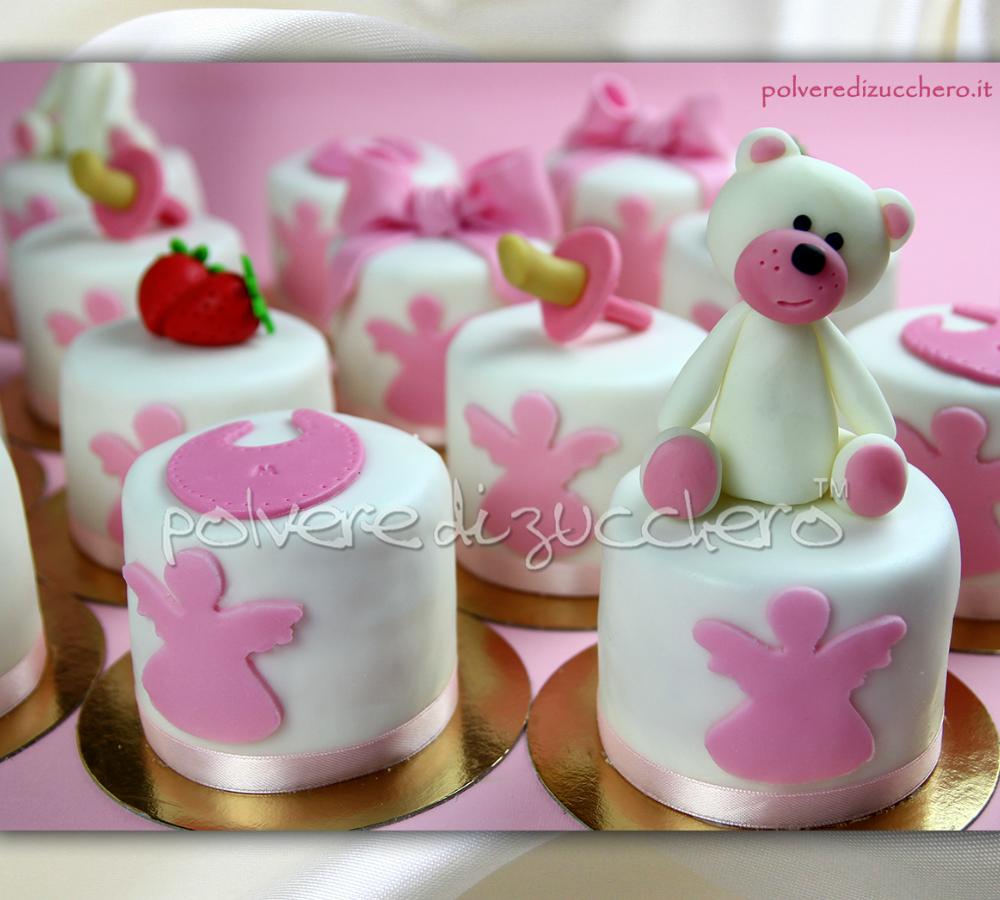 Minicakes battesimo 2