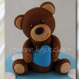 Torta orsetto leonardo 2