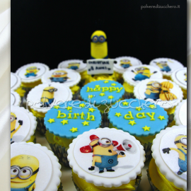 cupcake-minions 2