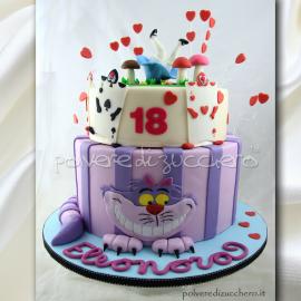 Torta Alice 1
