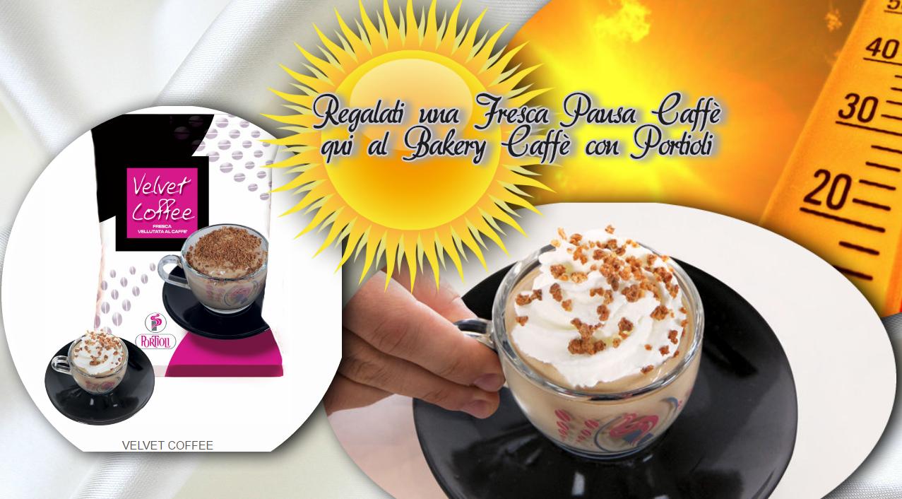 Regalati una Pausa Caffè Fresca e Vellutata con Portioli