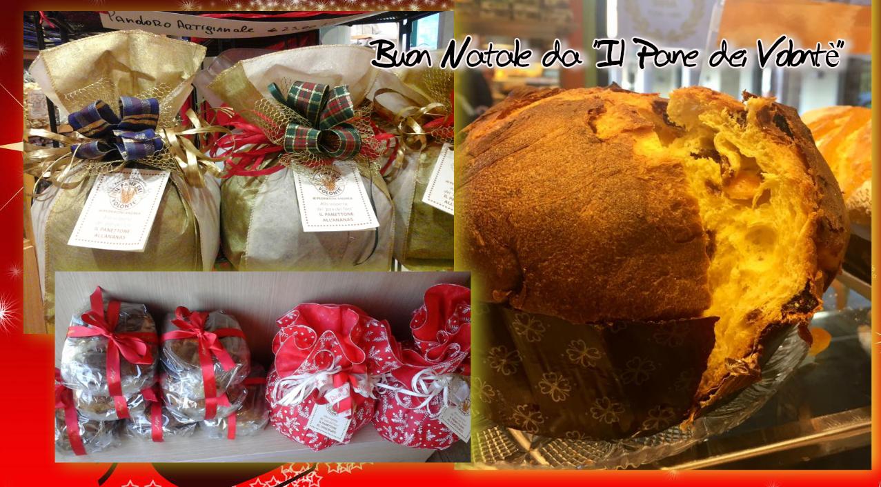 Un Dolce Natale: Specialità Artigianali del Pane dei Volontè