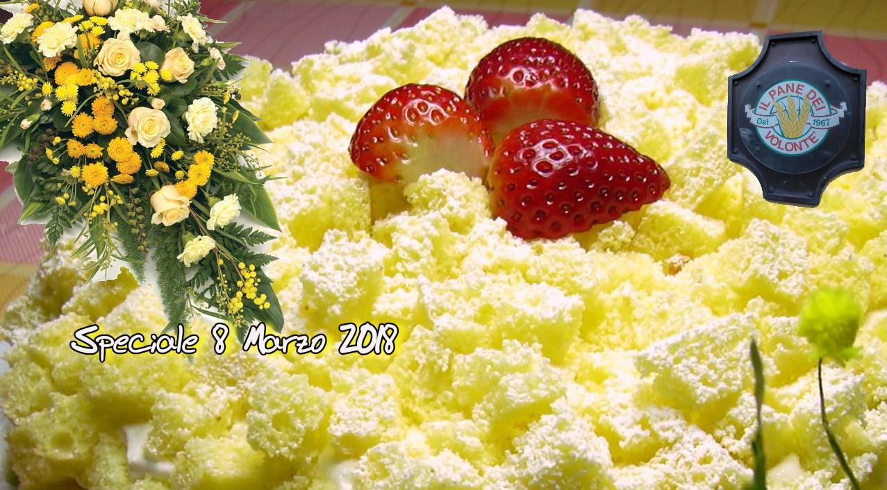 Regala una Torta Mimosa alla Persona più Importante: La Donna