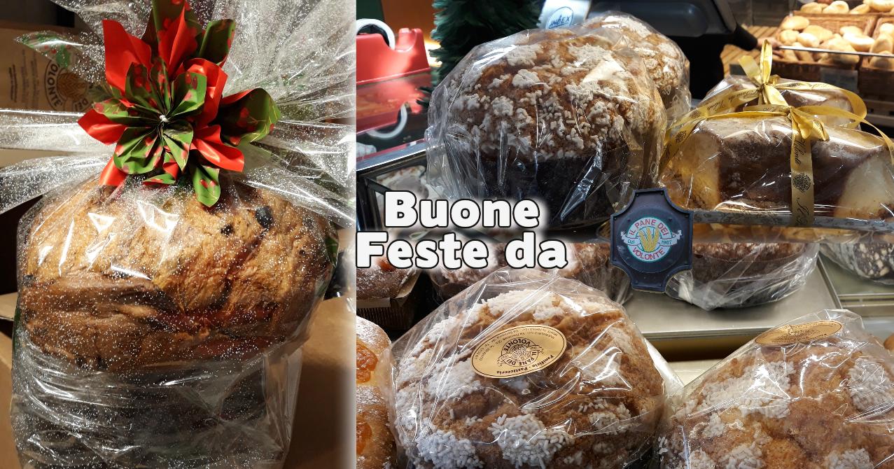 """I Dolci Speciali di Natale 2018 da """"Il Pane dei Volontè"""""""