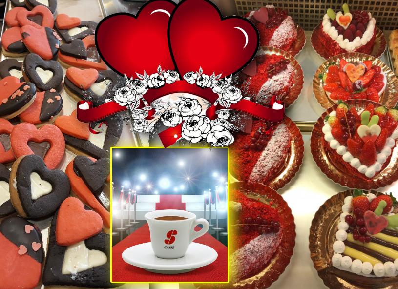 Regala a San Valentino un dolce de Il Pane dei Volontè